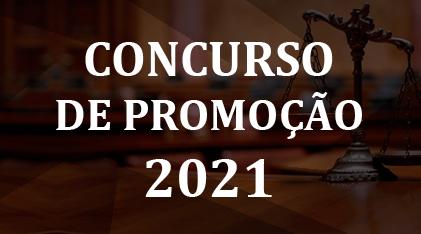 Concurso de Promoção 2021 - Procuradores do Estado